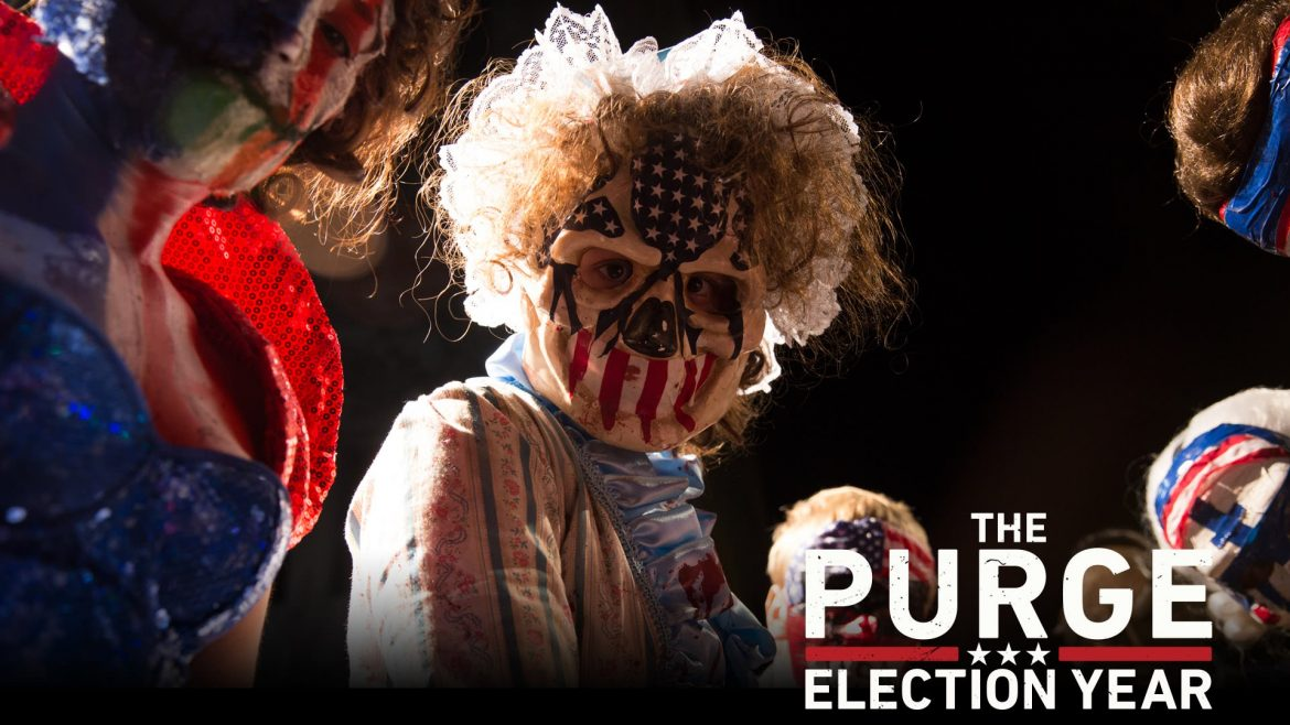 the purge. election year