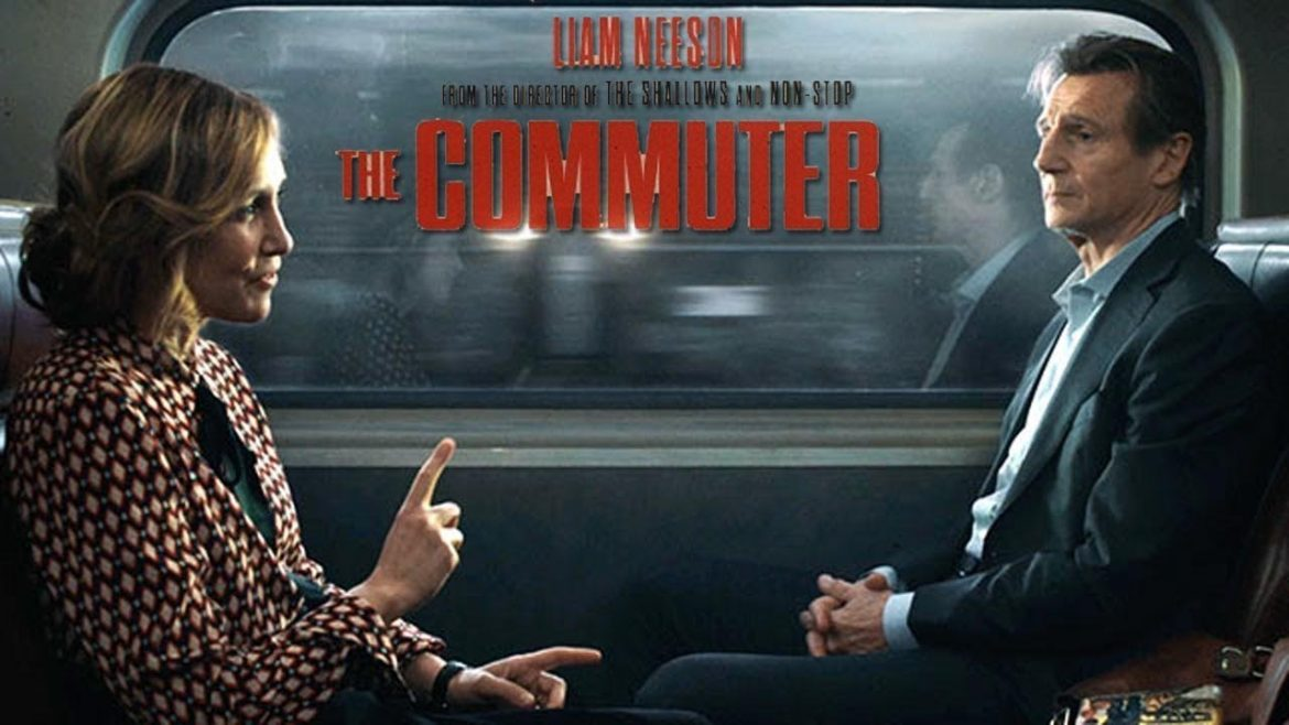 The Commuter / Pasager in trenul terorii